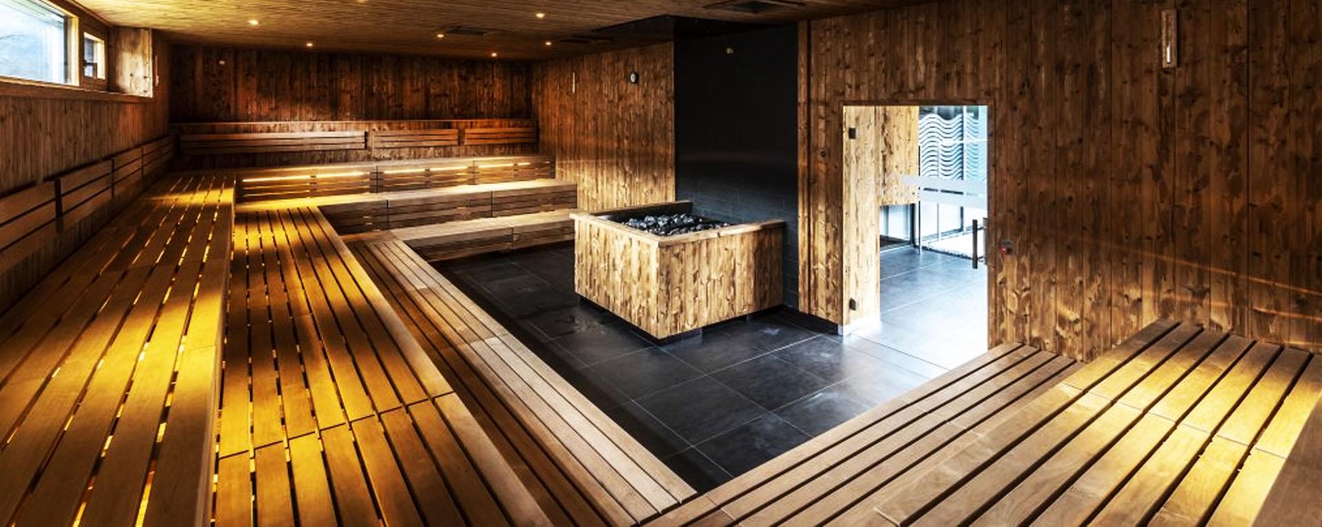 sauna - Termal & Spa